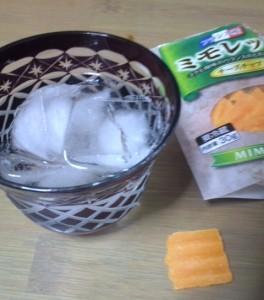 ミモレットと日本酒
